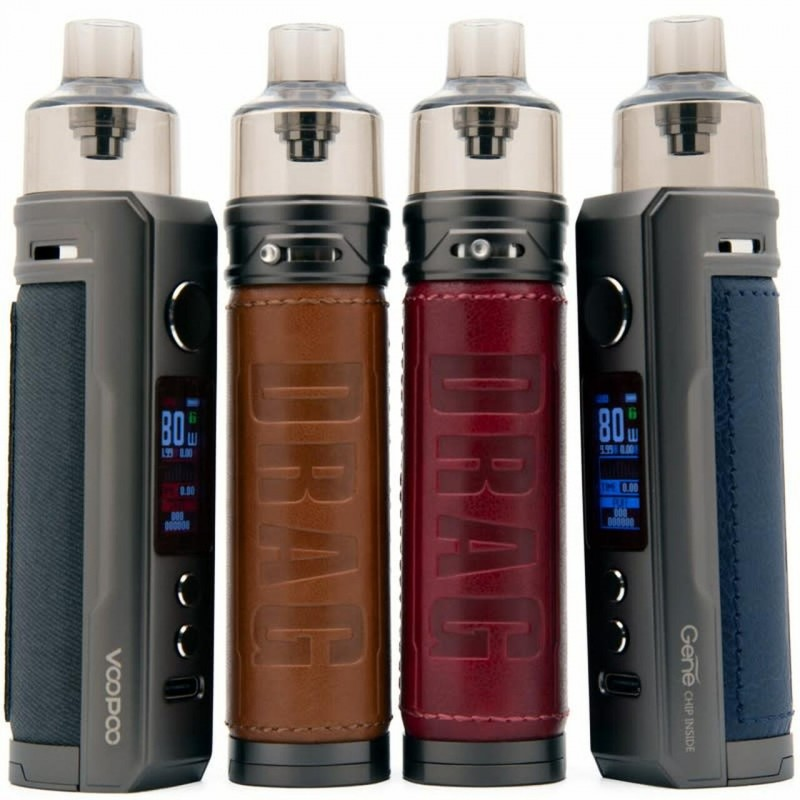 Voopoo DRAG X Kit 80w