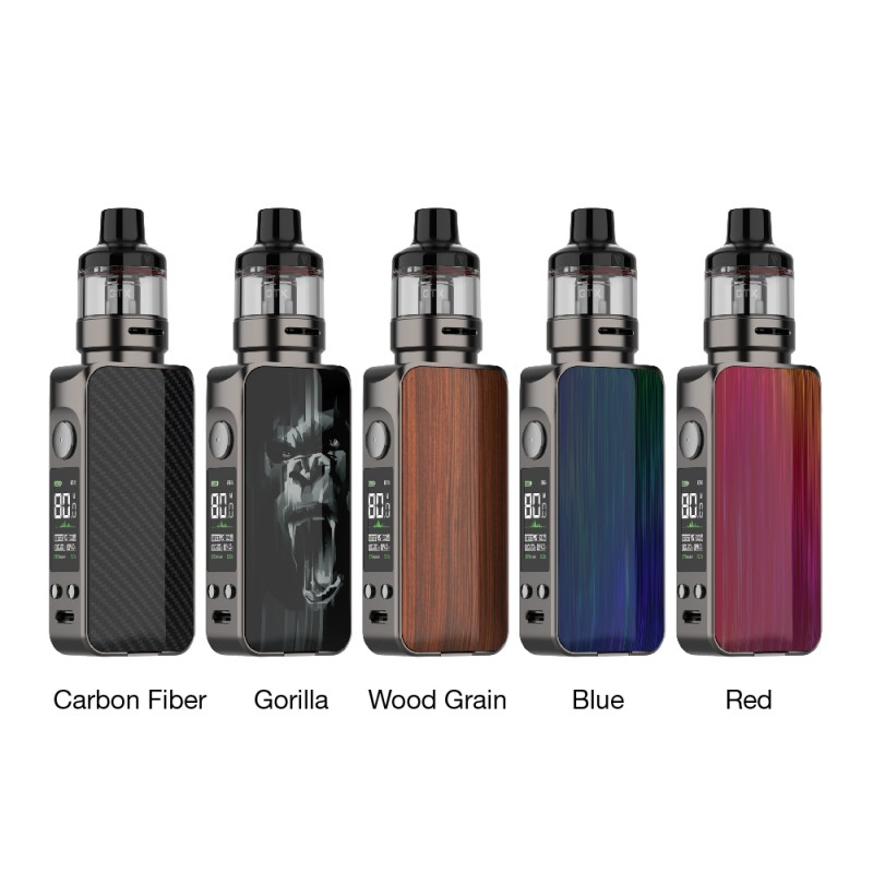Набор Vaporesso Luxe 80s 80W 18650
